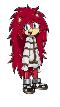Maddy the porcupine