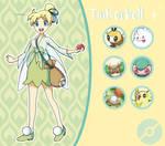 Disney Pokemon trainer : Tinkerbell
