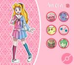 Disney Pokemon trainer : Aurora