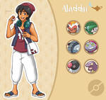 Disney Pokemon trainer : Aladdin
