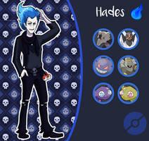 Disney Pokemon trainer : Hades