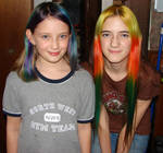 Marina and Maggies Hair Dye by senshisuki