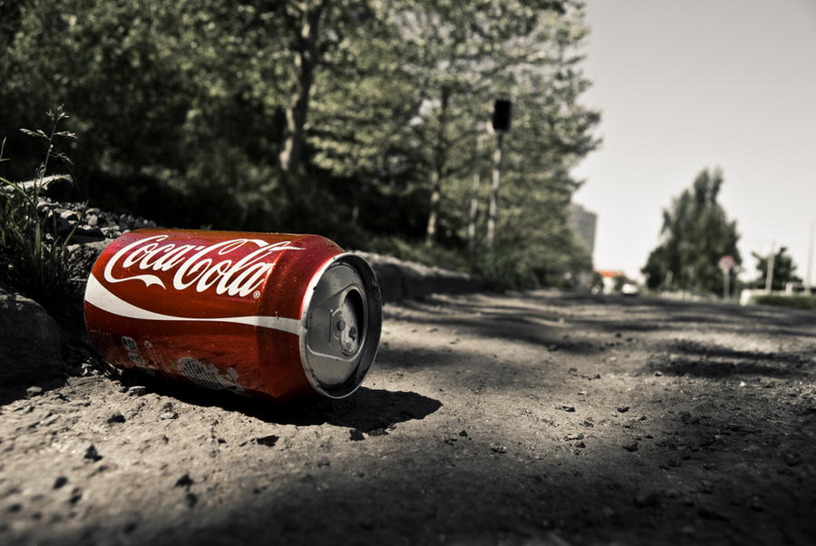 coca cola by RoBBoCoP