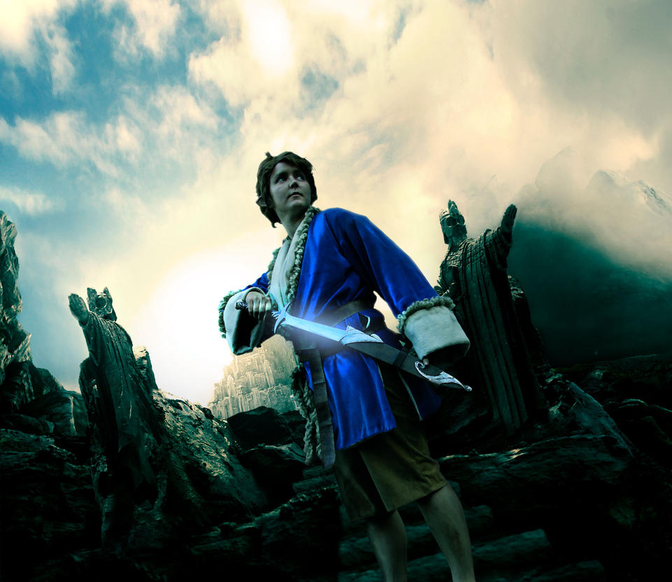 Bilbo Baggins by Dia-Dei