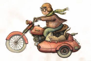 otter transport by samuel123