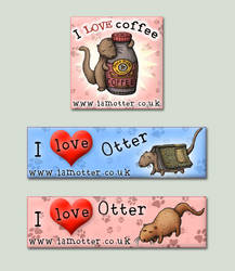 Otter Banners
