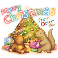 Merry Christmas From Otter And Teddy! by samuel123