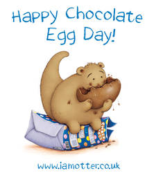 Happy Chocolate Egg Day! by samuel123