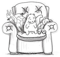 The Big Chair, and Why Mondays Are Rubbish