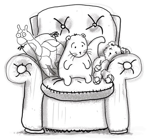 The Big Chair, and Why Mondays Are Rubbish by samuel123