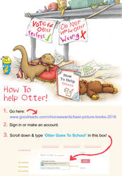 Otter Needs Your Help!