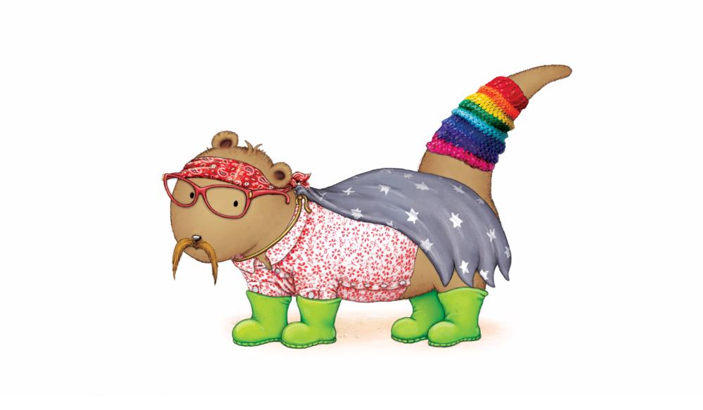 Dress Otter by samuel123