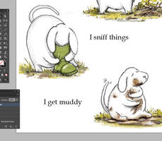 Dog - New Book Work