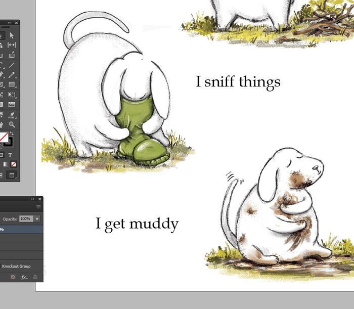 Dog - New Book Work by samuel123