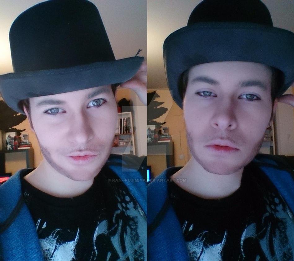 Makeup test Jacob Frye by ran--fujimiya