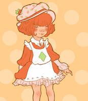 Strawberry Shortcake by Artnomancer