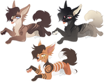 Fluff Set - Closed ota