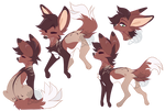 Fluff Sheet - Closed auction