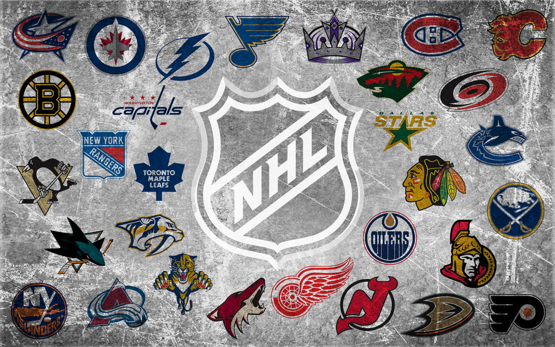 Nhl Team Logos Nhl Team Logo 2 0 by 666darks