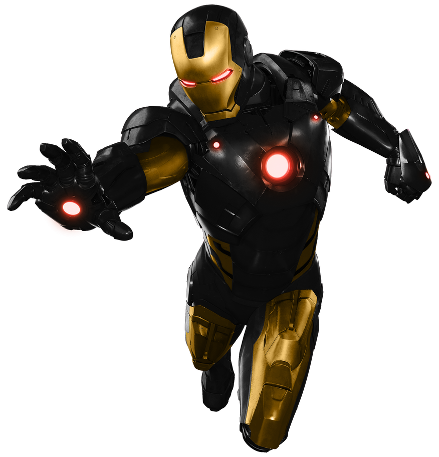 Iron Man Now! Armor by 666Darks