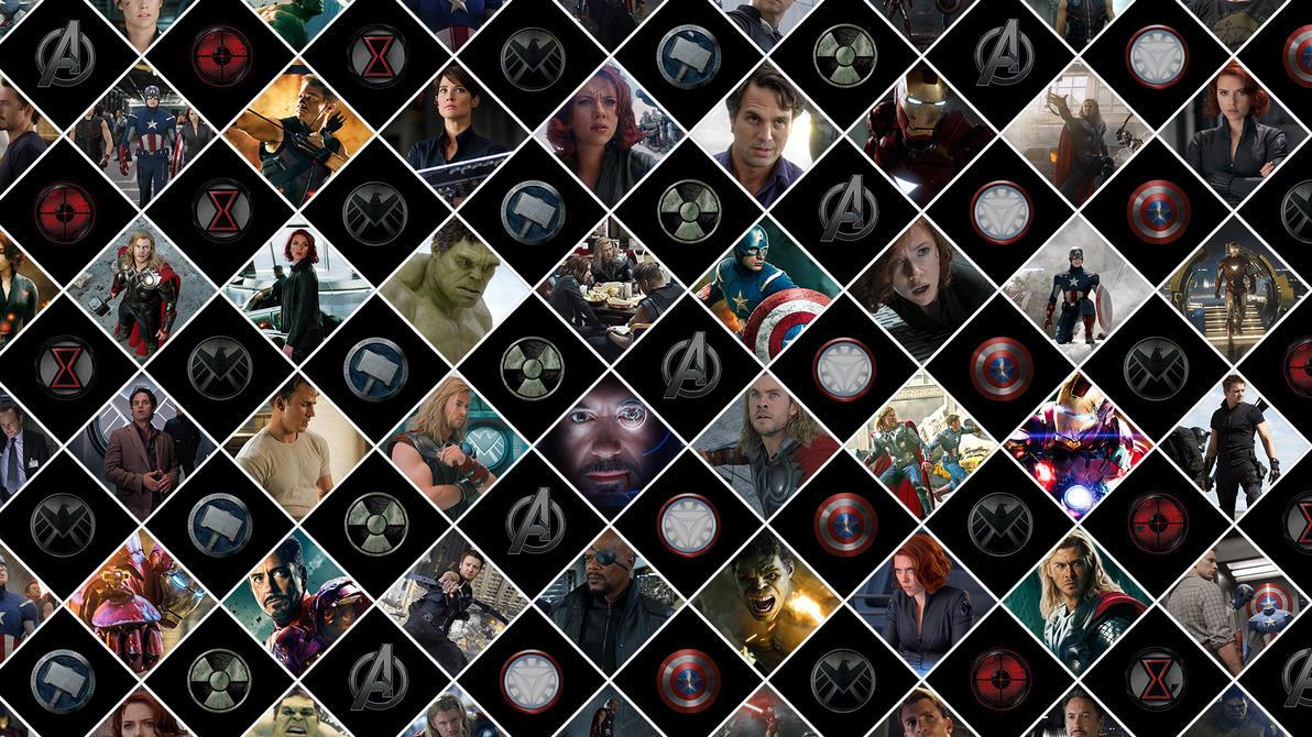 avengers wallpaper666darks on deviantart