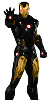 Iron Man Now! Armor 2