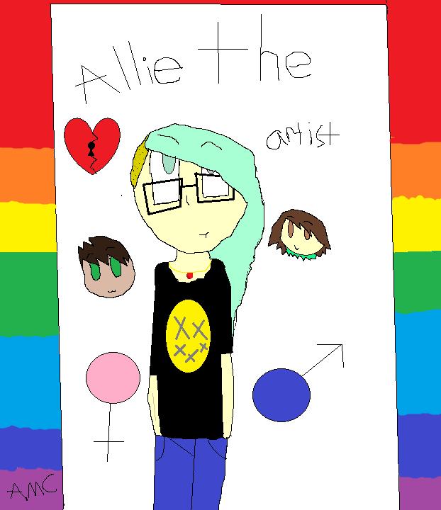 my ID by AllieTheArtist