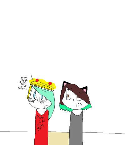 Im A Papy Fan by AllieTheArtist