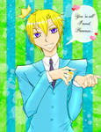 Ouran Prince