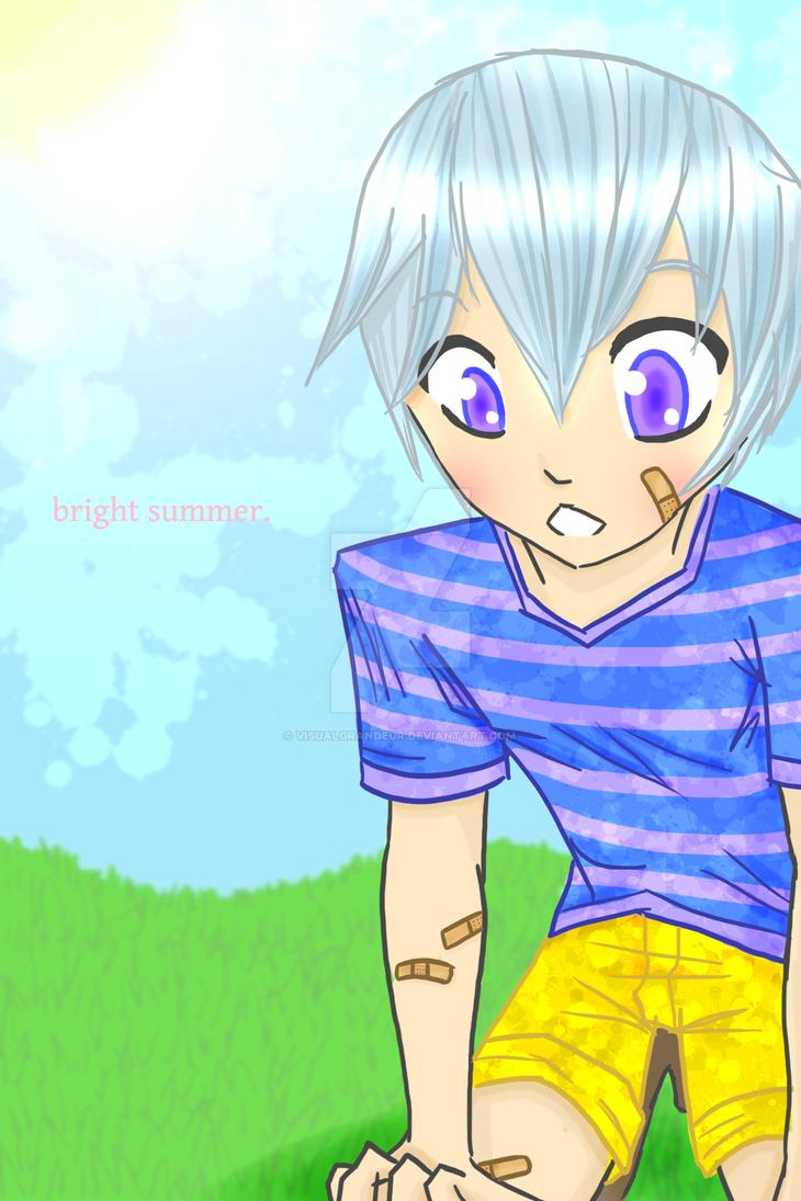 Bright Summer. by visualgrandeur