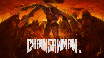 Hero of Hell - Chainsaw Man
