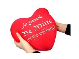 Valentine for Esmeralda