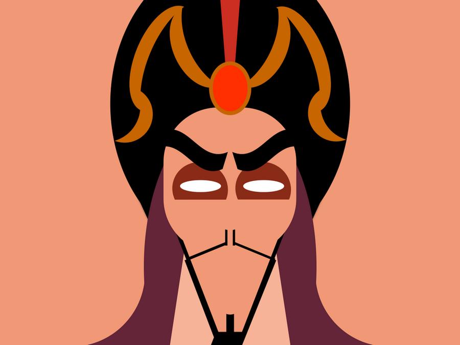 Jafar -minimal- by Arnumdrusk