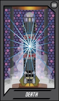 Trek Tarot - Death by Arnumdrusk