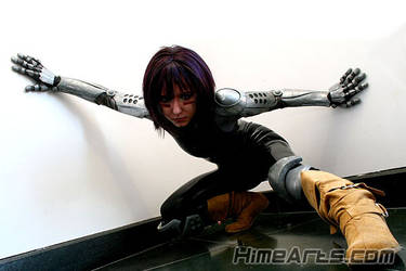 Battle Angel Alita by Riddle1