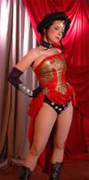 Wonder Woman Amazonia