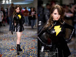 Mary Marvel at Dragoncon