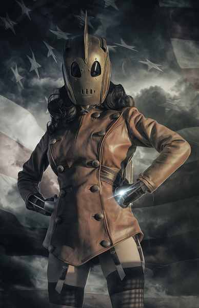 Rocketeer by Riddle1