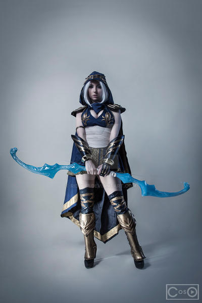 Ashe The Frost Archer