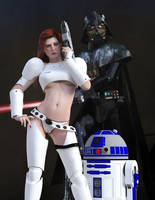 A Star Wars Story by Vad-mig-orolig
