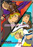 Sherlock VS Scouts - Crossover - LilianettyPR by LilianettyPR