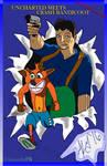 Uncharted meets Crash Bandicoot - LilianettyPR