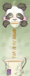 Tea is my drug by miss-azalis