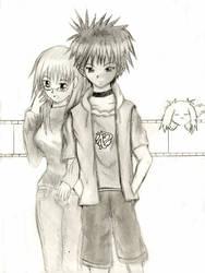 Couple by xasiandreamerx