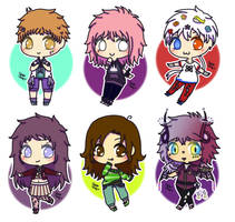 + Chibis once again lmao +