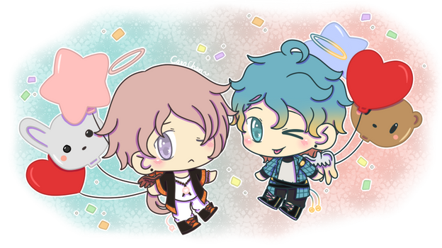 + Balloons +