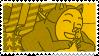 Yellow Aesthetic Kedamono Stamp by lilyyyflourrr