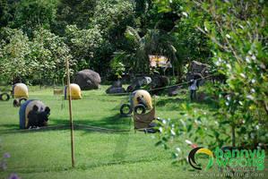 Paintball Area by SerayuRafting
