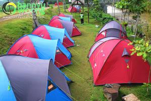 River Camping (Serayu River) by SerayuRafting
