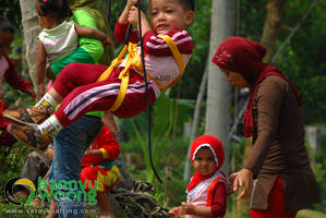 Outbound Anak by SerayuRafting